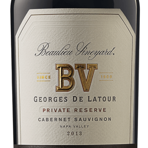 Beaulieu Latour Private Reserve Cabernet Sauvignon 2013