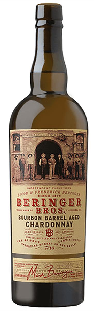 Beringer Bros. Bourbon Barrel Aged Chardonnay 2015