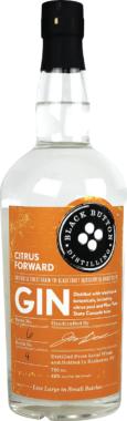 Black Button Distilling Citrus Forward Gin