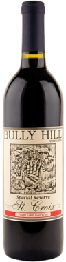 Bully Hill Vineyards St. Croix Red