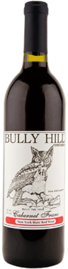 Bully Hill Vineyards Cabernet Franc 2014