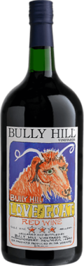 Bully Hill Vineyards Love Goat Red