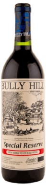 Bully Hill Vineyards Walter S. Special Reserve Red