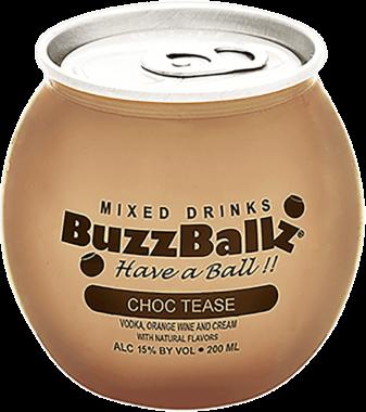 Buzz Ballz Choc Tease