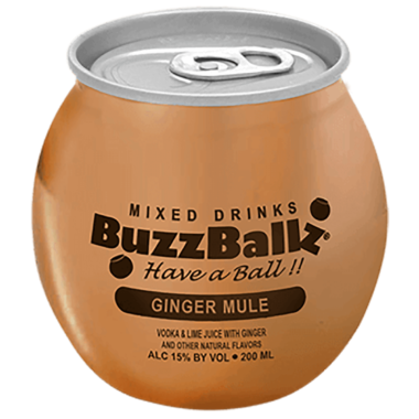 Buzz Ballz Ginger Mule