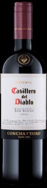 Casillero del Diablo Winemaker's Red Blend 2015