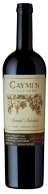 "Caymus Vineyards ""Special Selection"" Cabernet Sauvignon 2012"