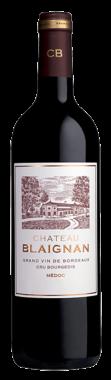 Chateau Blaignan Medoc Bordeaux 2012