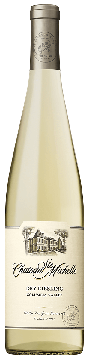 Chateau Ste. Michelle Dry Riesling 2016