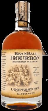 Cooperstown Distillery Beanball Bourbon
