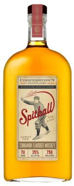 Cooperstown Distillery Spitball Cinnamon Whiskey