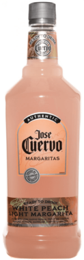Jose Cuervo Authentic Light White Peach Margarita