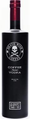 Albany Distilling Co. Death Wish Coffee Vodka