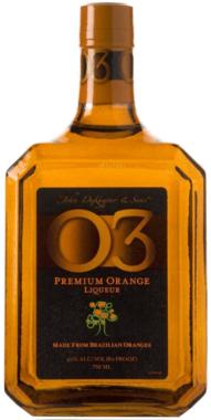 Dekuyper JDK & Sons 03 Premium Orange Liqueur