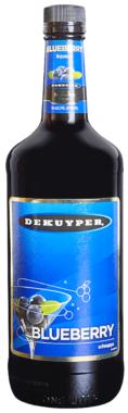 Dekuyper Blueberry Schnapps