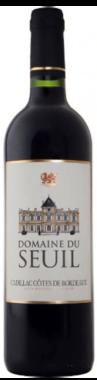 Domaine du Seuil Cadillac Côtes de Bordeaux 2012