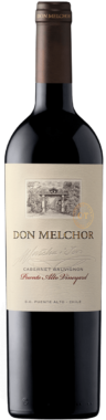 Don Melchor Cabernet Sauvignon 2014
