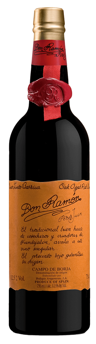 Don Ramón Oak Aged Red Wine 2016
