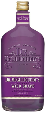 Dr. McGillicuddy's Wild Grape