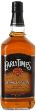 Early Times Kentucky Whiskey