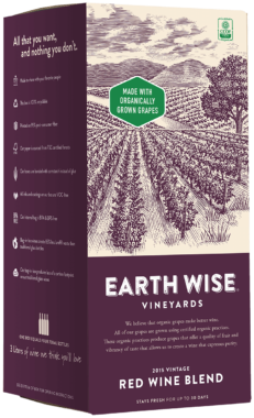 Earth Wise Red Wine Blend 2015