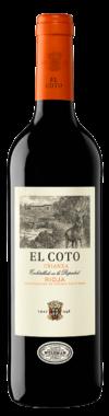 El Coto de Rioja Crianza Rioja DOCA 2014