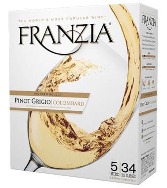 Franzia Pinot Grigio/Colombard