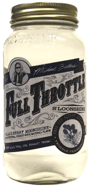 Full Throttle Blackbery S'Loonshine