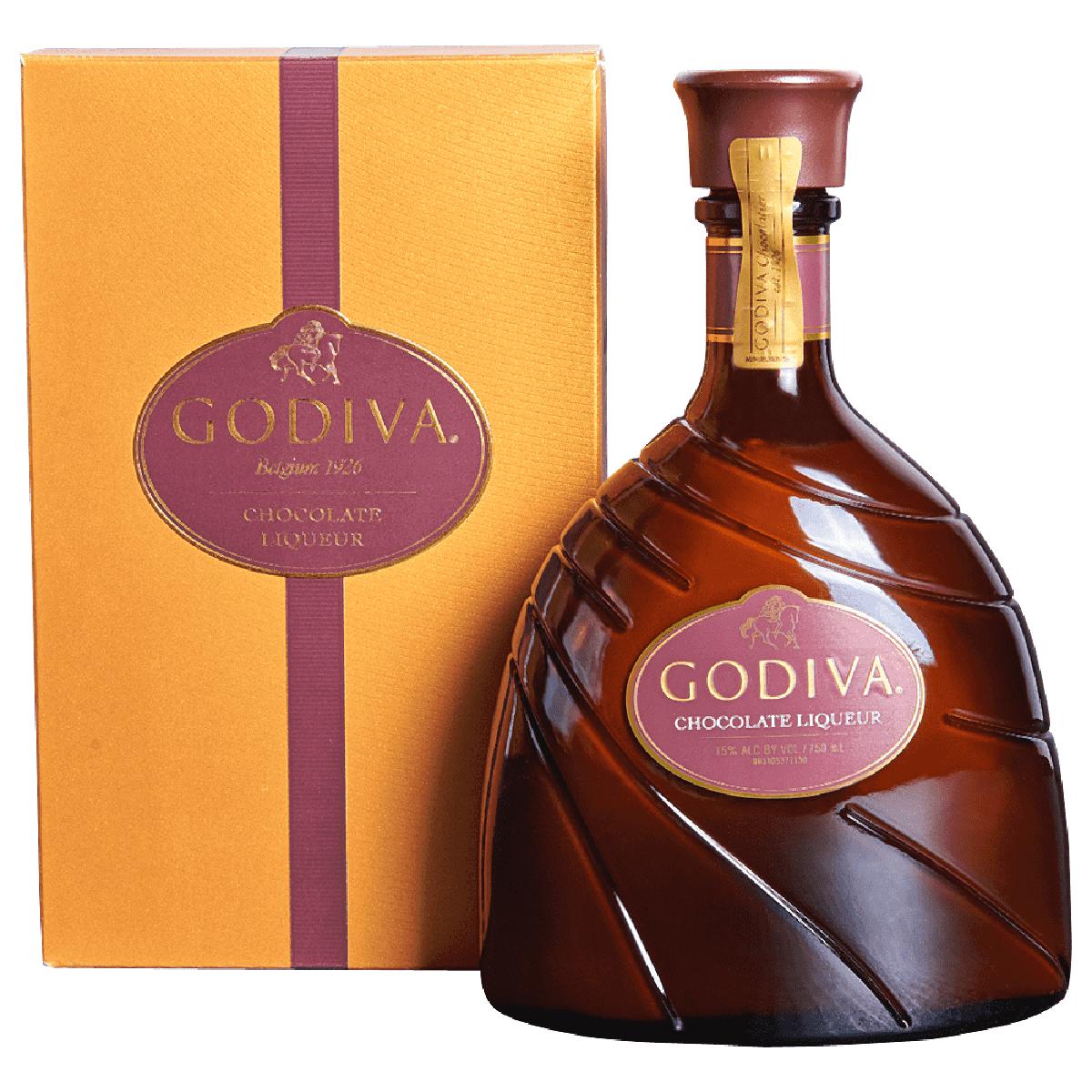 Godiva Chocolate Liqueur - 750ML
