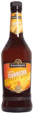 Hiram Walker Orange Curacao