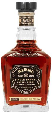 Jack Daniel's Single Barrel - Barrel Proof