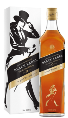 "Johnnie Walker ""Jane Walker"" Black"