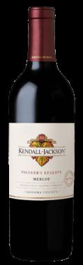 Kendall Jackson Vintner's Reserve Merlot 2014