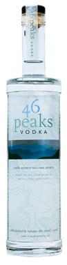 Lake Placid Spirits 46 Peaks Vodka