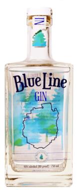 Lake Placid Spirits Blue Line Gin