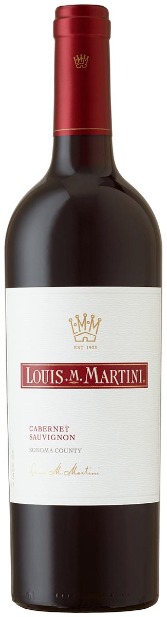 Louis Martini Sonoma County Cabernet Sauvignon 2015