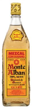 Monte Alban Mezcal Con Gusano