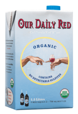 Our Daily Red Red Wine