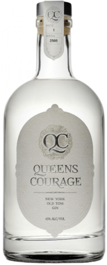 Queen's Courage New York Old Tom Gin