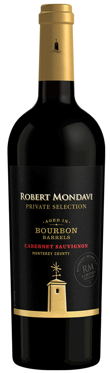 Robert Mondavi Bourbon Barrel Private Selection Cabernet Sauvignon 2016