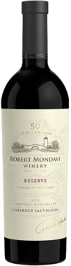Robert Mondavi Cabernet Sauvignon Reserve - To Kalon Vineyard 2013