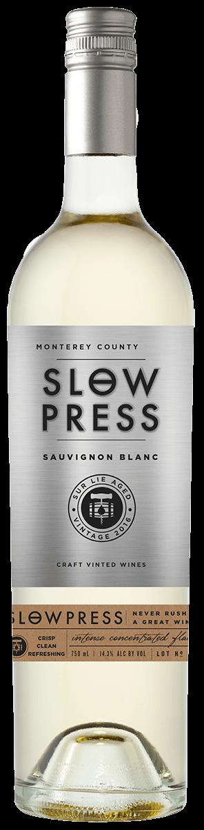 Slow Press Sauvignon Blanc 2016