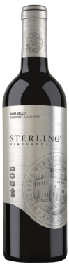 Sterling Vineyards Napa Valley Cabernet Sauvignon 2015