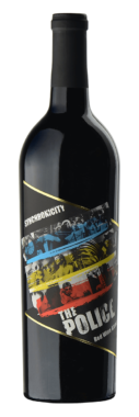 Wines That Rock The Police 'Synchronicity' Red Wine Blend 2012