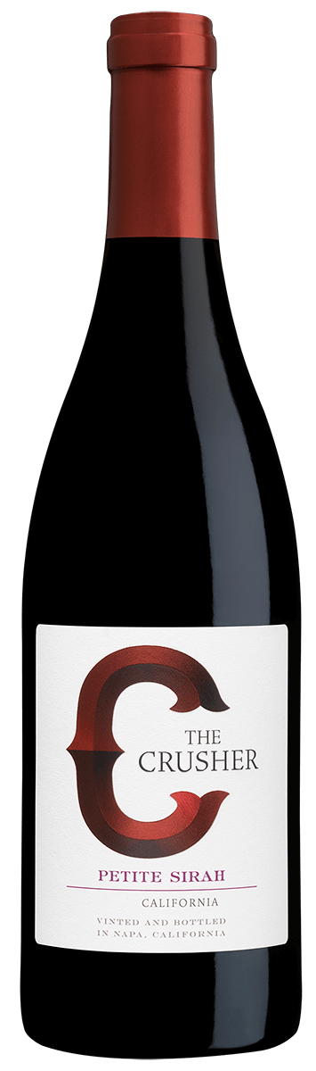 The Crusher Petite Syrah 2015