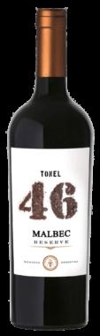 Bodegas Toneles Tonel 46 Malbec Reserva 2014