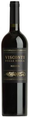 Visconti della Rocca Montepulciano d'Abruzzo Riserva 2015
