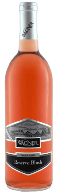 Wagner Vineyards Estate Winery Reserve Blush