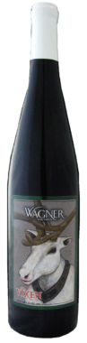 Wagner Vineyards Estate Winery Vixen - Semi-Dry Riesling