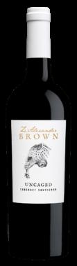 Z. Alexander Brown Uncaged Cabernet Sauvignon 2015